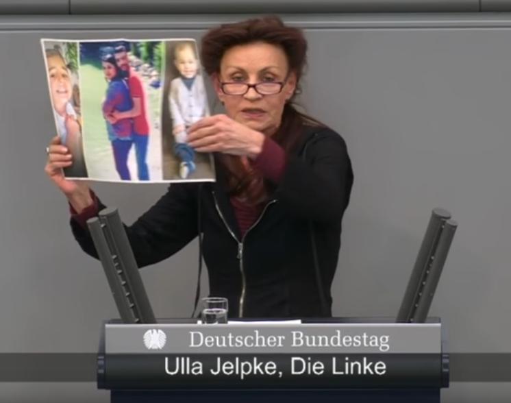 familienzusammenführung deutsches kind